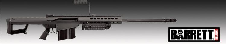 Barrett 82 A1 Rifles