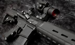 Aimpoint Comp C3 Red Dot Sight