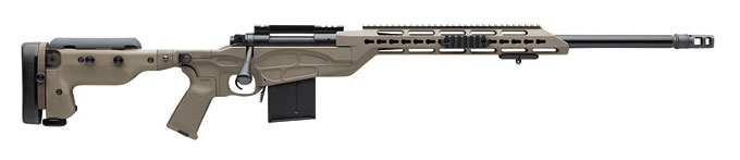 Kimber Advanced Tactical SOC Rifle