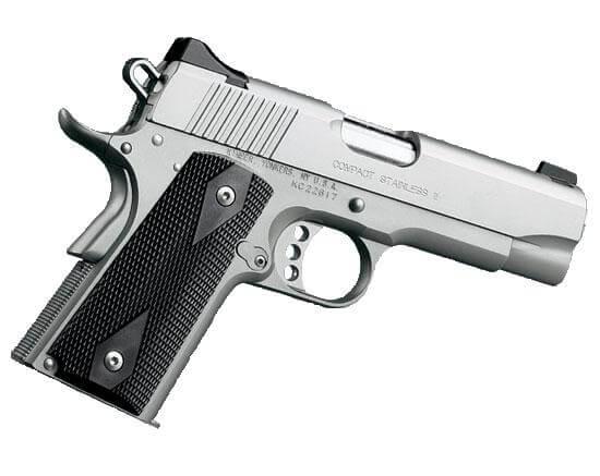 Kimbers 1911 pistols
