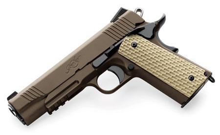 Kimber 1911 pistols