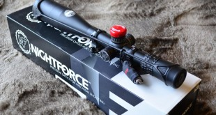 Nightforce NXS 5.5-22x56