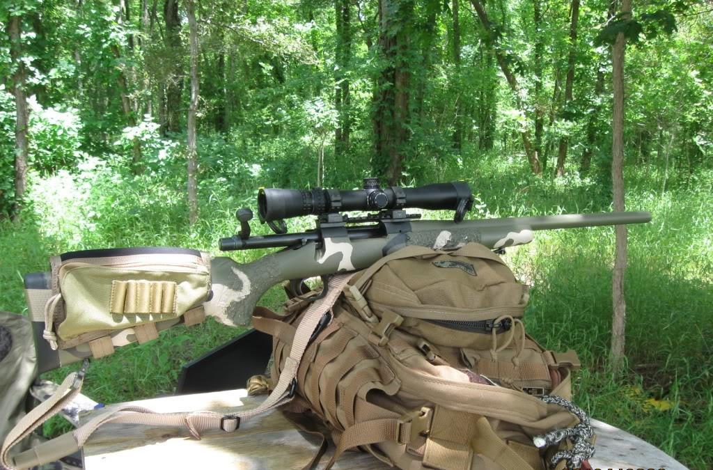 Hunting With Nightforce NXS