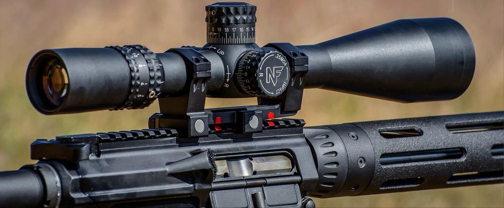 Nightforce NXS F1 3.5-15×50