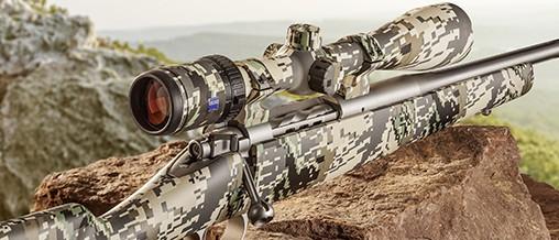 Kimber Adirondack rifle