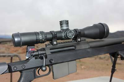 Nightforce SHV Scope