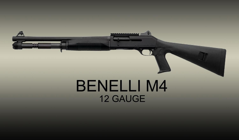 Benelli M4 12 gauge