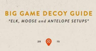 Montana Decoys is excited to announce the launch of the 2015 Big Game Decoy Setup Guide. This downloadable guide features seven unique hunting situations that will show hunters how and when to use a decoy. With advice from some of the top hunters, this guide will help everyone become a better elk, moose or antelope hunter in preparation for the coming season. This detailed guide illustrates common situations that hunters face each season, including how to lure a mature bull elk into a field, hunt them in the high country or during the rut. Need to know how grab the attention of an occupied bull, or use a decoy during the post rut? We've got you covered. Scroll on down and the guide depicts a couple scenes on luring in rutting bull moose and antelope bucks. Each scenario accurately describes which decoys to use and how they are most effective in certain situations. The guide is free to download at www.montanadecoy.com/guides. And as a gift for doing so, users will receive a special coupon code for 15% off of their next purchase at montanadecoy.com. Read more: http://www.ammoland.com/2015/08/free-big-game-decoy-setup-guide-from-montana-decoy/#ixzz3izkhq2zu Under Creative Commons License: Attribution Follow us: @Ammoland on Twitter | Ammoland on Facebook