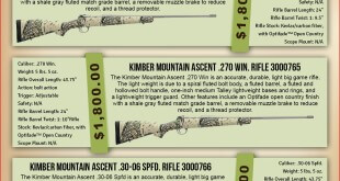Top_5_Kimber_Mountain_Ascent_Hunting_Rifles