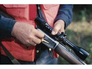 Scoped Rifle