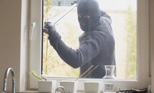 Burglar Security Alarm