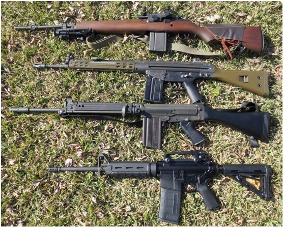 Top 20 Next-Gen Combat Rifles
