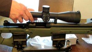mount riflescope