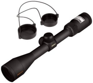 NIKON PROSTAFF 3-9×40 BLACK MATTE (BDC) RIFLE SCOPE